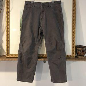 KUHL Craig Series Stripe Jean Hiking Pants 36x32